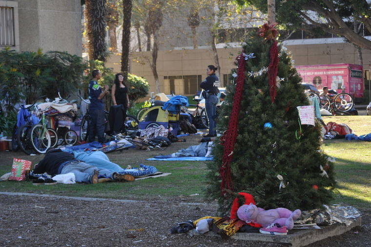 Despite Failures Advocates See Positives For Homeless In
