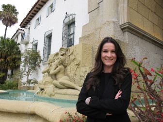 Santa Barbara defense attorney J'Aimee Oxton, who practices juvenile law, has represented youth who were referred to immigration authorities by the Santa Barbara Probation Department. (Photo credit: Yvette Cabrera)