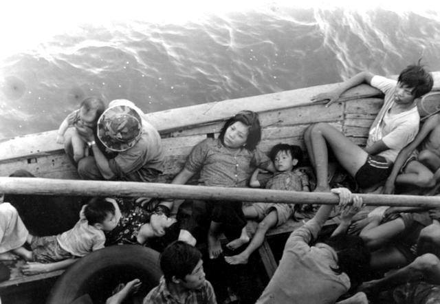 Bolsavik Syrian Refugees Facing What Vietnamese Did A