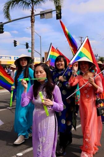 Photo courtesy of Viet Rainbow of Orange County.