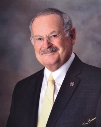 San Juan Capistrano City Councilman John Perry.