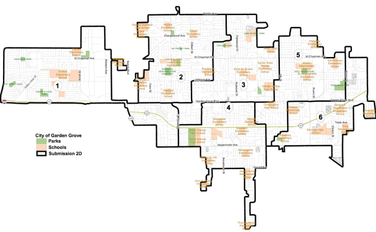 Andrew Kanzler map