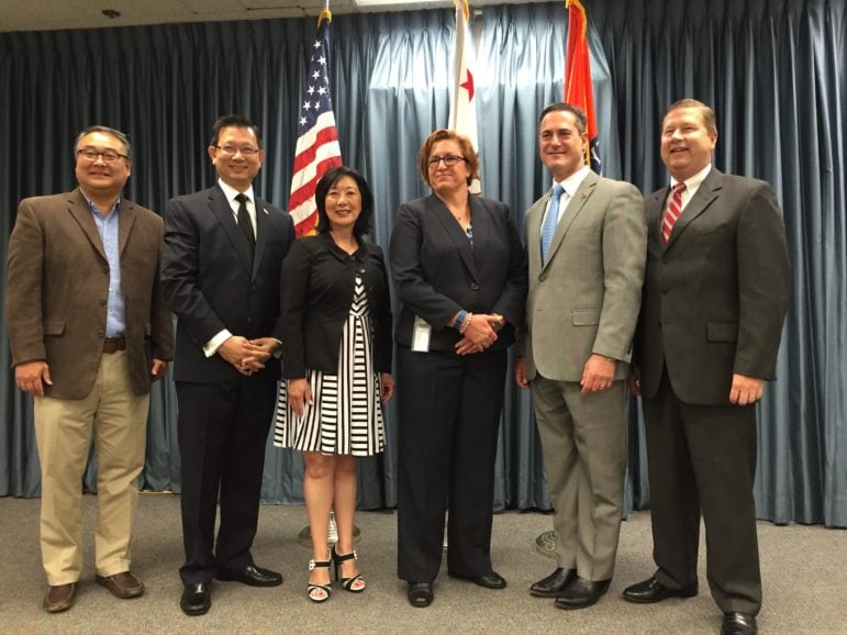 Orange County officials announce Susan Price as their homelessness services coordinator.