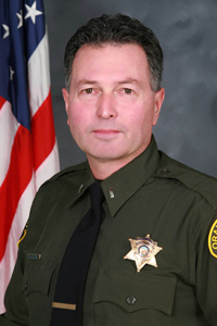 Lt. Lynn M. Koehmstedt, former chief of police services in Dana Point, is now part of the department's homeland security division. Photo courtesy of Sheriff's Department website.