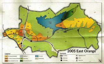 2005 East Orange plan allowed for 4,000 houses, 45,000 car trips