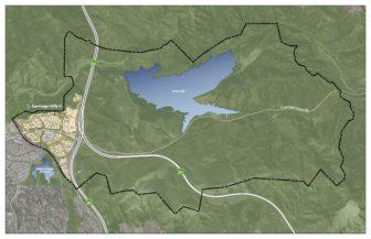 2016 East Orange, revised Santiago Hills II, 1,180 houses