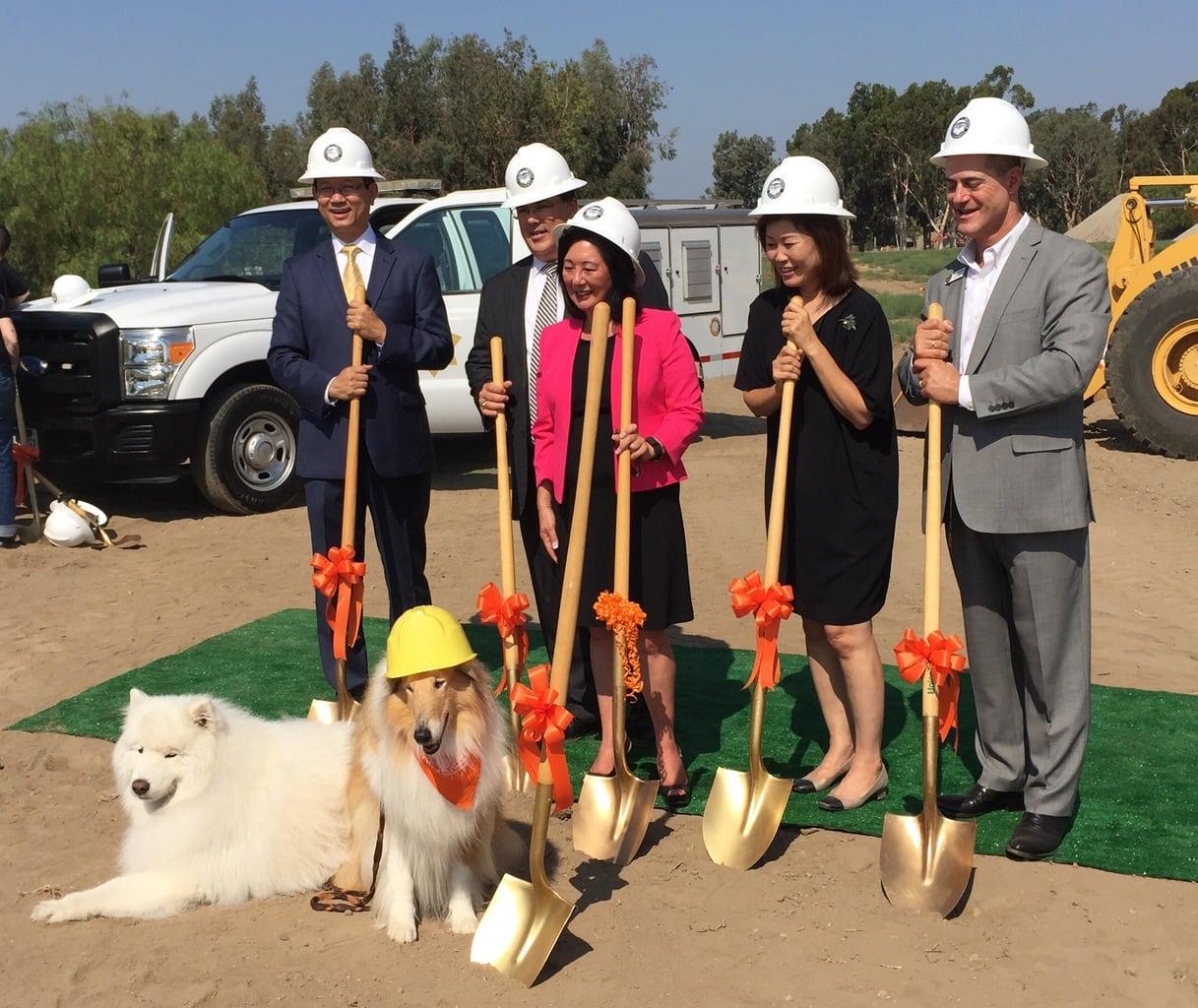 Kim: Modern Animal Shelter is Milestone Moment for Orange ...