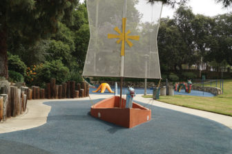 Garden Grove Atlantis Park – The gem of Garden Grove is its four acre Atlantis Play Center which has multiple play areas and a water feature—the Splash Pad.