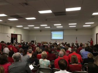Residents have testified before the City Council and Board of Supervisors and held numerous street rallies to raise awareness of the projects.