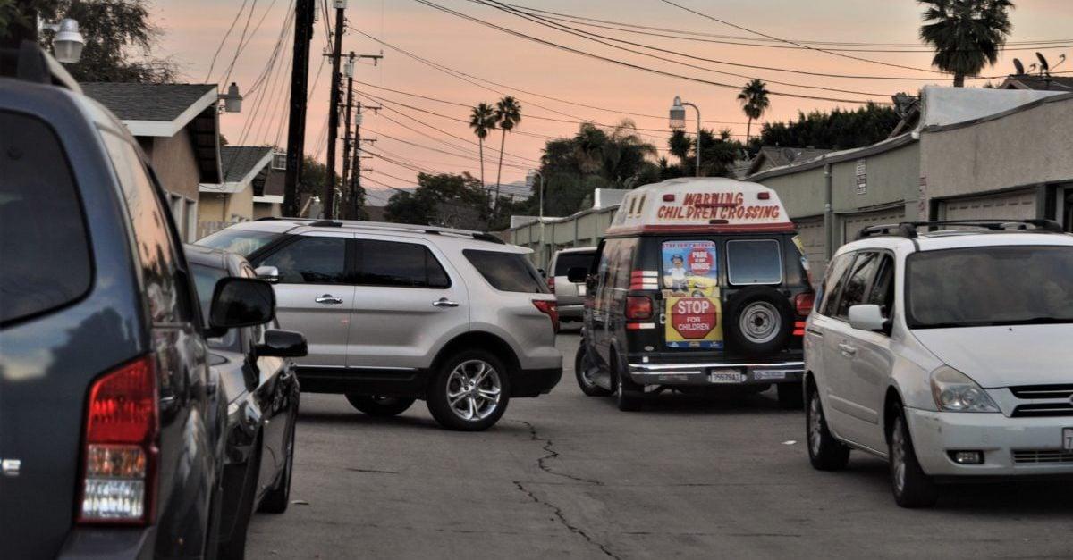 Anaheim Neighborhoods Have Become Parking Battlegrounds