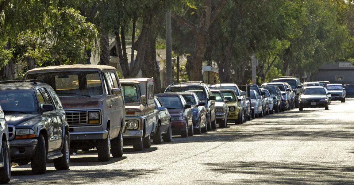 Growing Pains: Urbanization Fuels Orange County Parking Problems ...