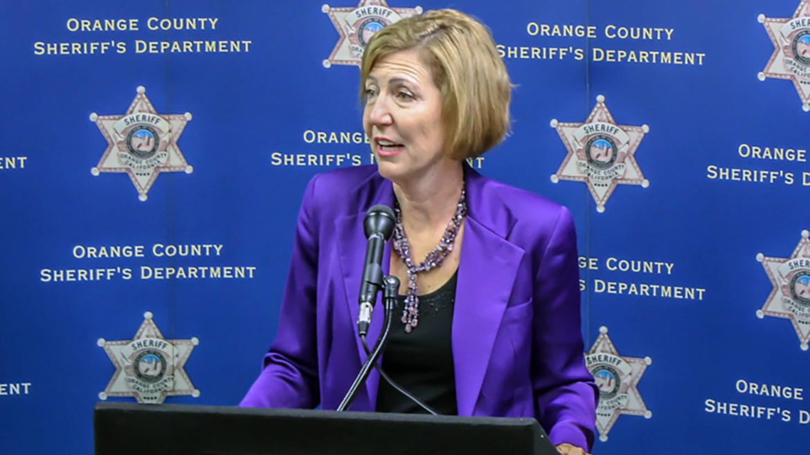 ACLU Reports Abuses In OC Jails, But Sheriff Said Findings