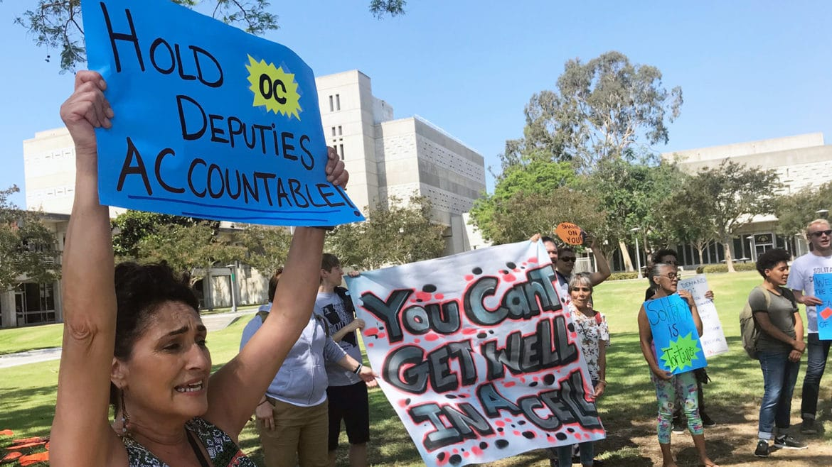 At Least 150 OC Jail Inmates on Hunger Strike to Protest Conditions
