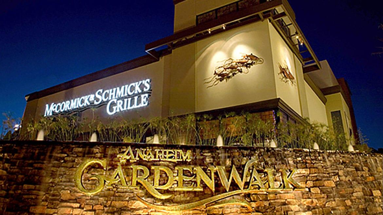 Garden Walk Mall: Anaheim Minimum Wage Initiative Could Apply To GardenWalk Mall And DoubleTree Hotel