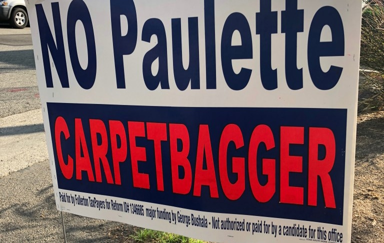 fullerton city council candidate paulette chaffee halts campaign