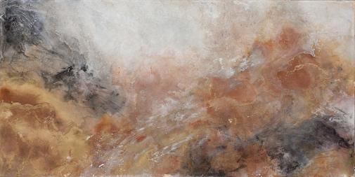 sheryl Red Rock 48x90 acrylic minerals canvas.jpeg