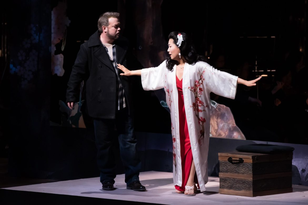 Pacific Symphony's 'Madame Butterfly' Takes Flight in Costa