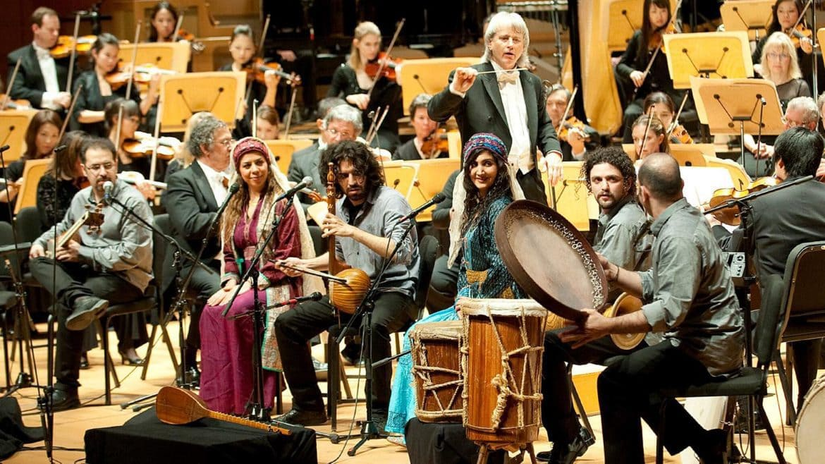 Pacific Symphony Celebrates Nowruz with Persian Musicians