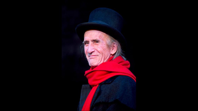 Hal Landon Jr  To Step Down As Scrooge After 40 Years