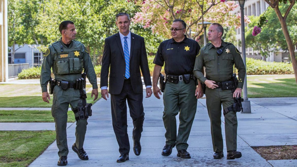 Santana: OC Sheriff Don Barnes Moves at Sloth Pace to Release Deputy Misconduct Records