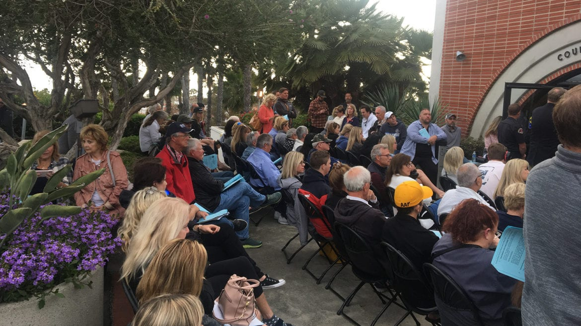 San Clemente to Move its Homeless Population to a City Lot