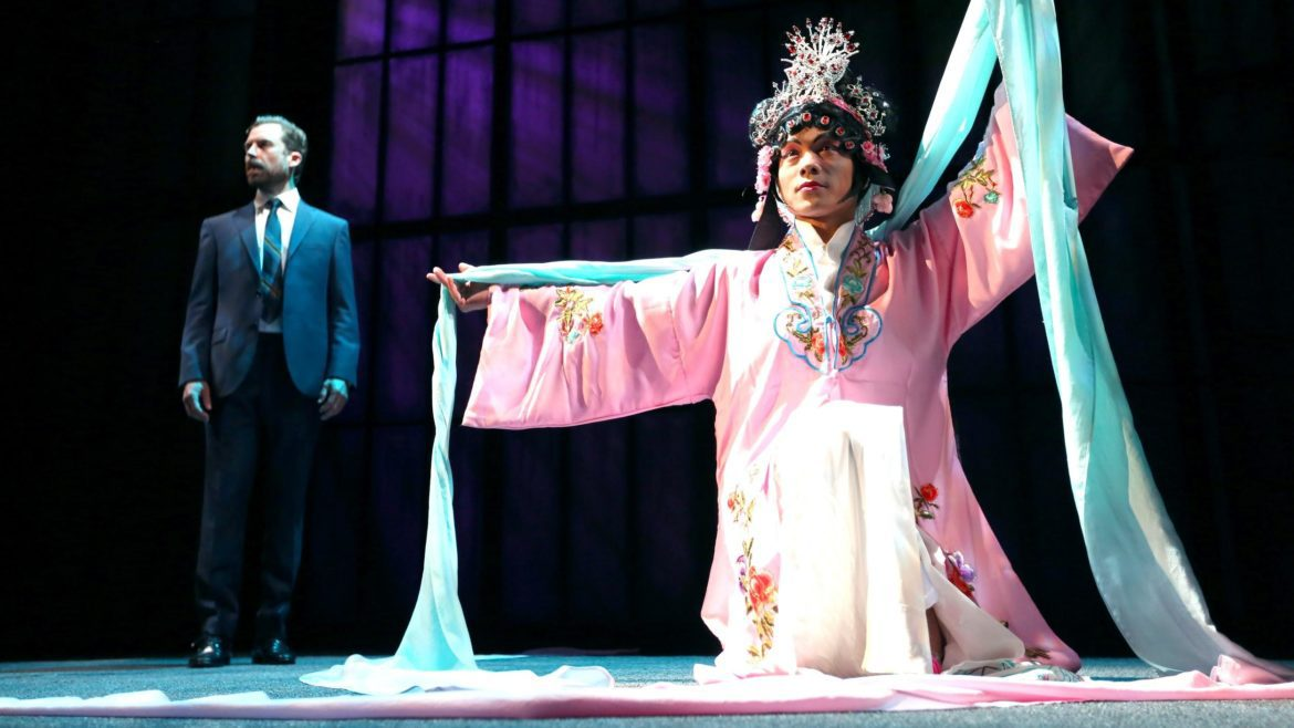 'M. Butterfly' Flies a Little Differently 30 Years After Its Creation