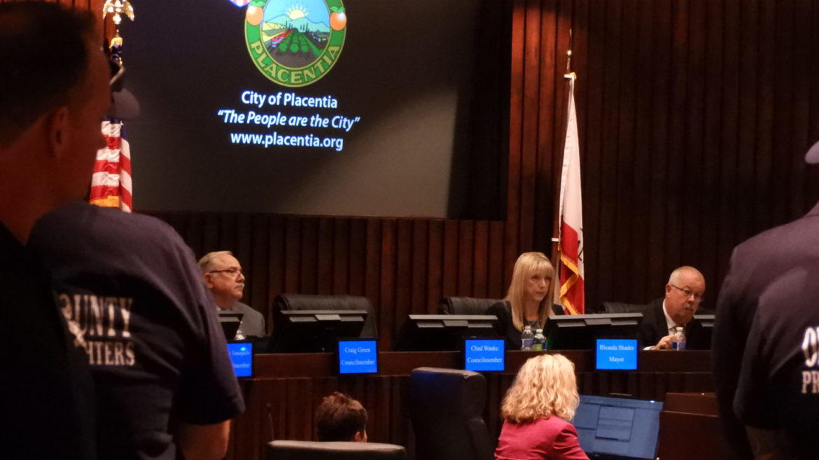 Placentia First OC City to Leave Fire Authority and Form its Own Fire Department