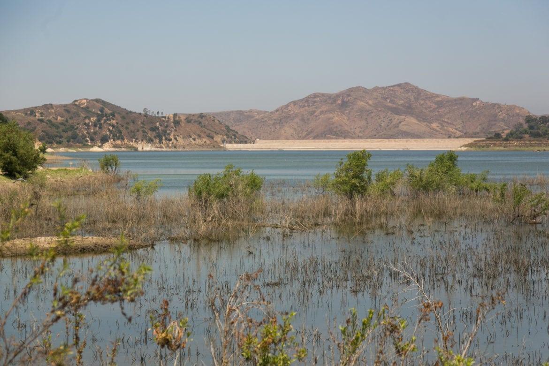 Santana: Fishing Comes Back to Irvine Lake | Voice of OC