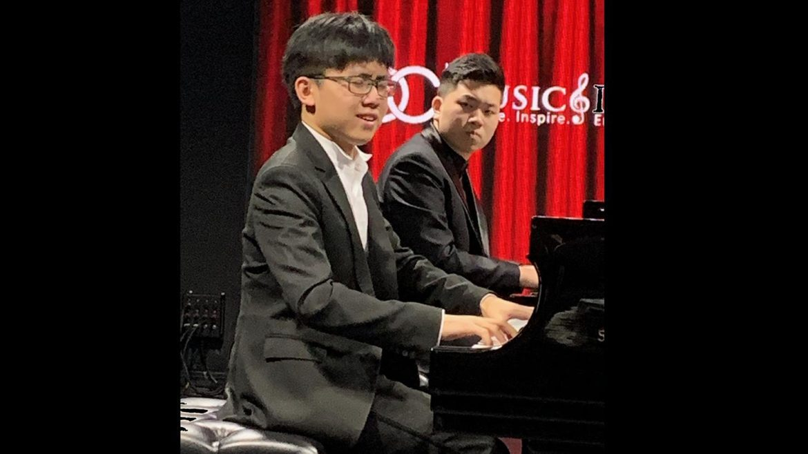 Can an Orange County Piano Competition Thaw U S -China Tensions