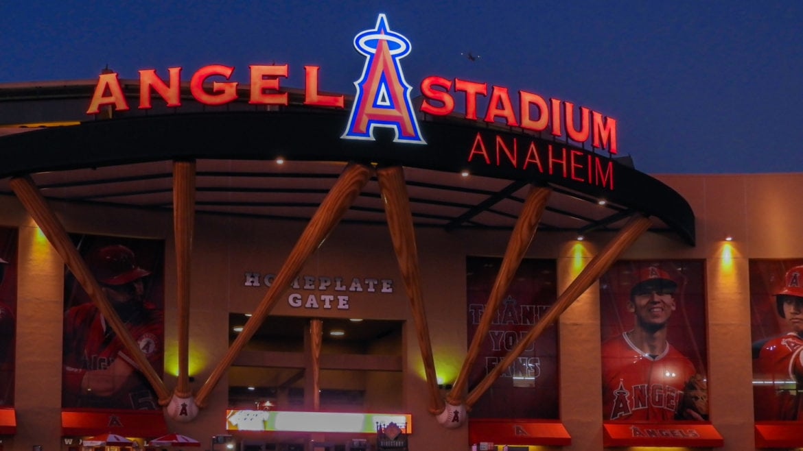 Up For Sale: $325 Million Angel Stadium to Team Owner