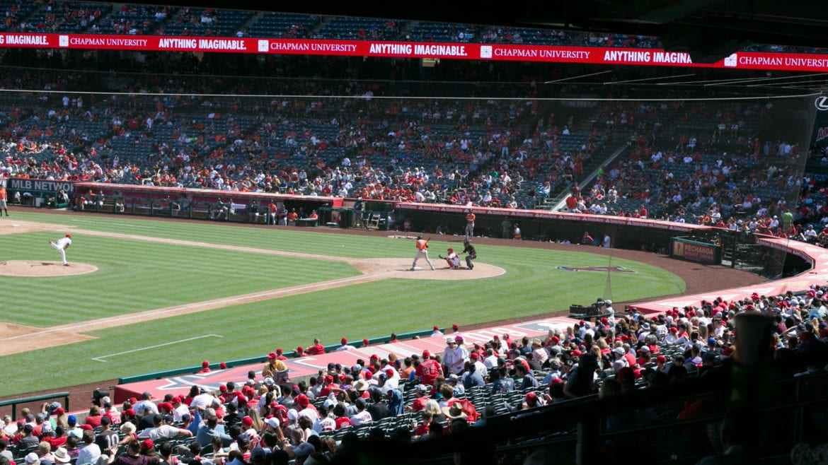 More Than Half of Money Spent on Angel Stadium Went to Projects Benefiting Angels, Not Maintenance