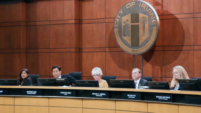 Greenberg: No Reason to Recall in Irvine