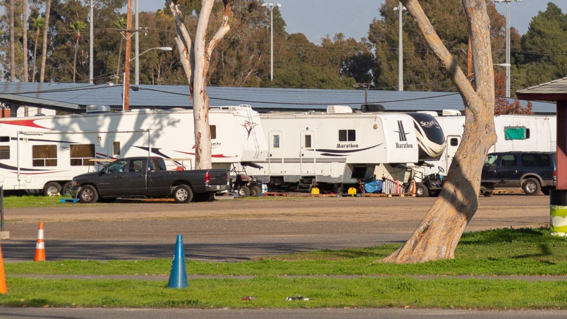OC Fairgrounds in Costa Mesa Could Be Used To House Local Homeless People