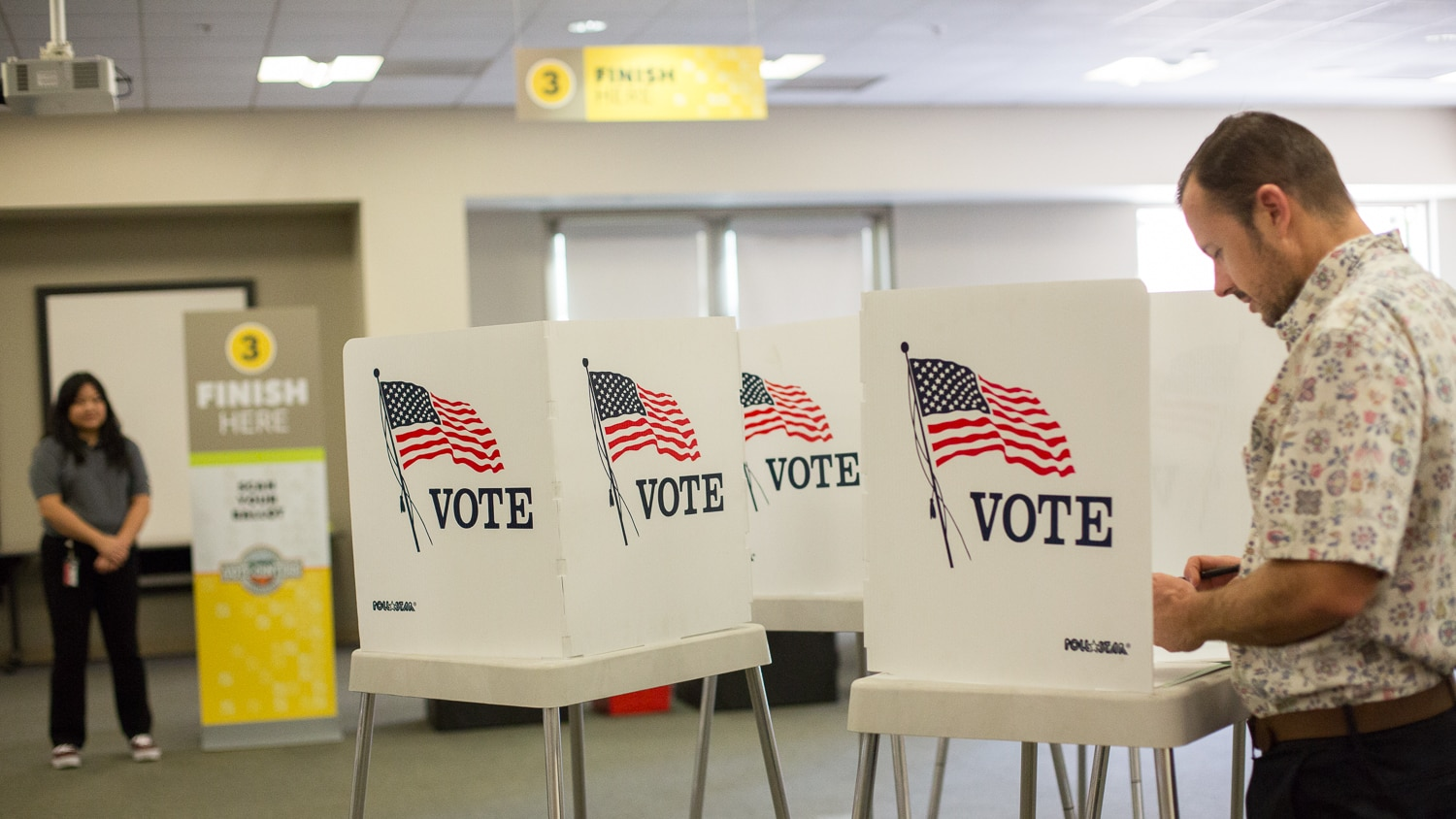OC's No Party Preference Voters Likely Key to 2020 Elections