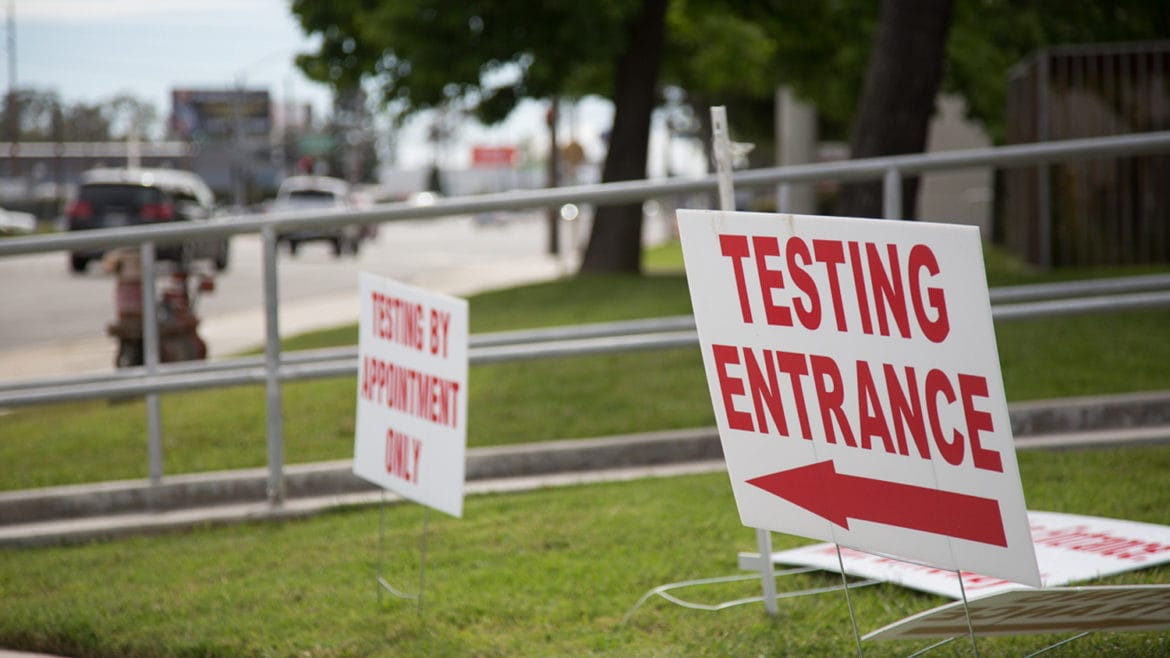Orange County Continues to Face Shortages of Coronavirus Tests and Contact Tracing