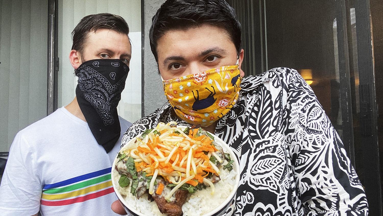 Panoringan: Vagabond Food Truck and Uprising O.C. Launch During LockdownVoice of OC