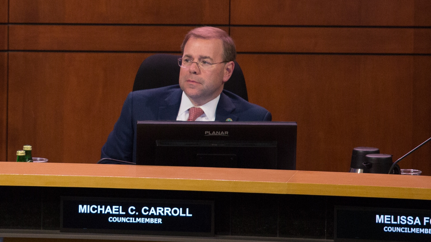 Irvine City Council To Vote On Councilman Carroll's Mailer Spending
