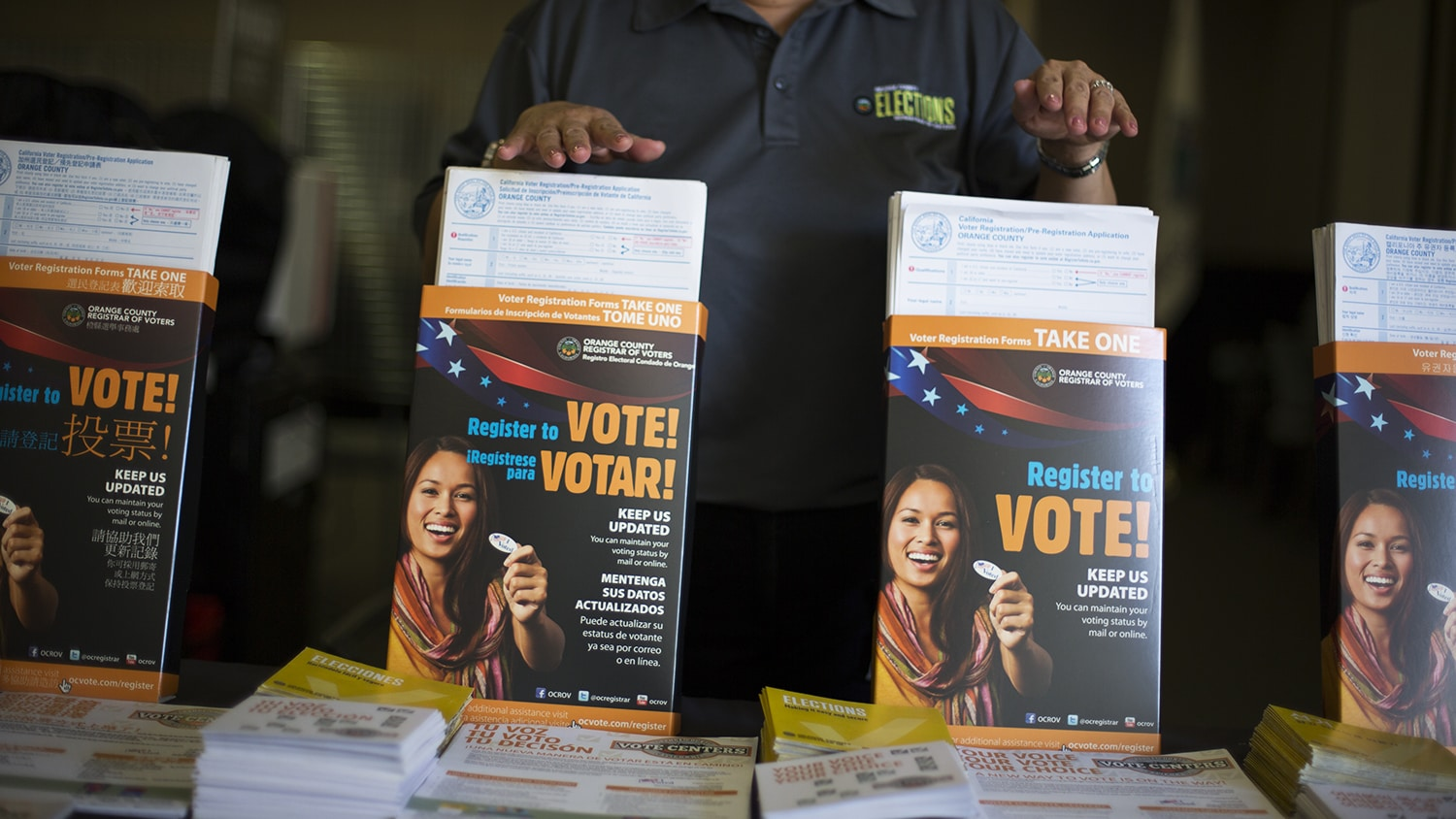 Orange County Registrar of Voters Put Out Faulty Farsi Translation in Voter Guides, Agency Moves to Fix