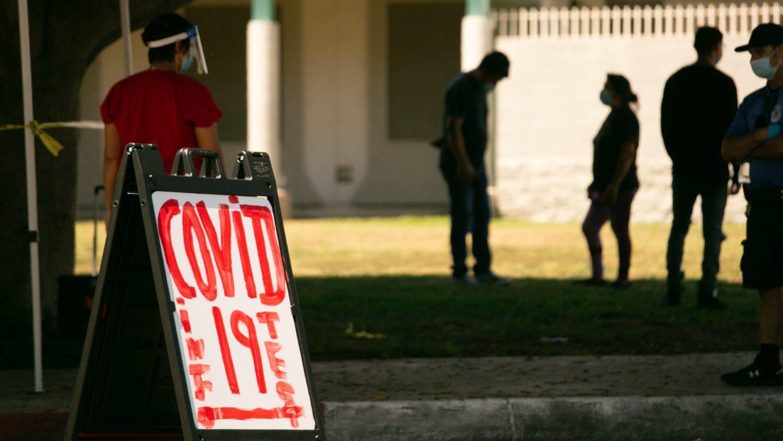 voiceofoc.org: Orange County's Coronavirus Positivity Rates Keep Increasing in Working Class Neighborhoods