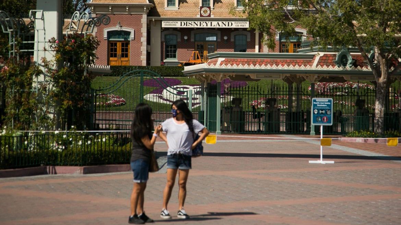 Disneyland Might Not Reopen Until Next Summer
