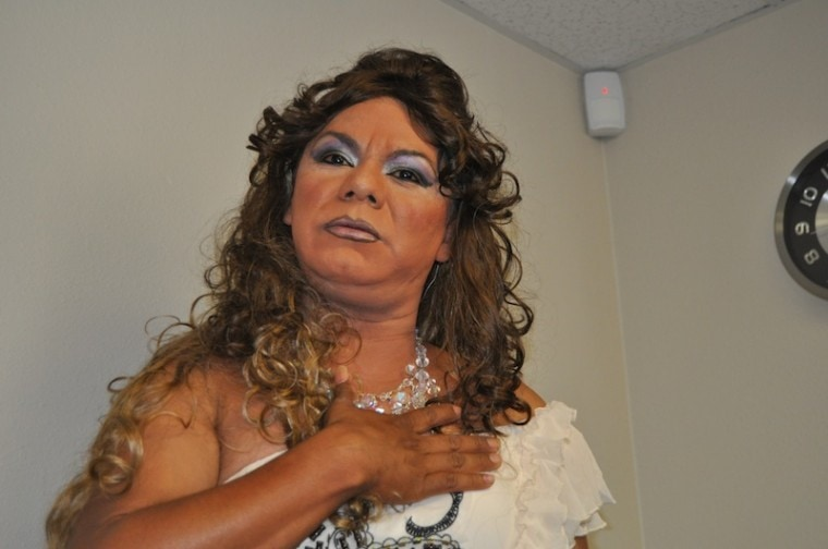 Santa ana transsexual
