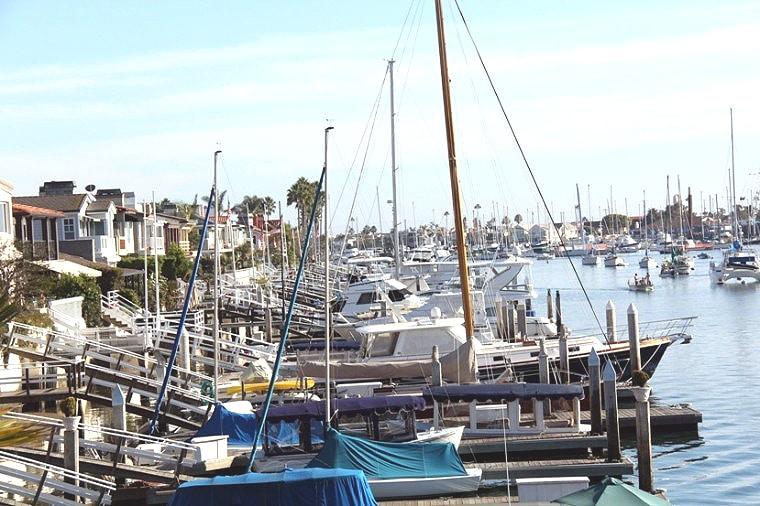 Newport Oks Higher Fees For Harbor Docks Voice Of Oc
