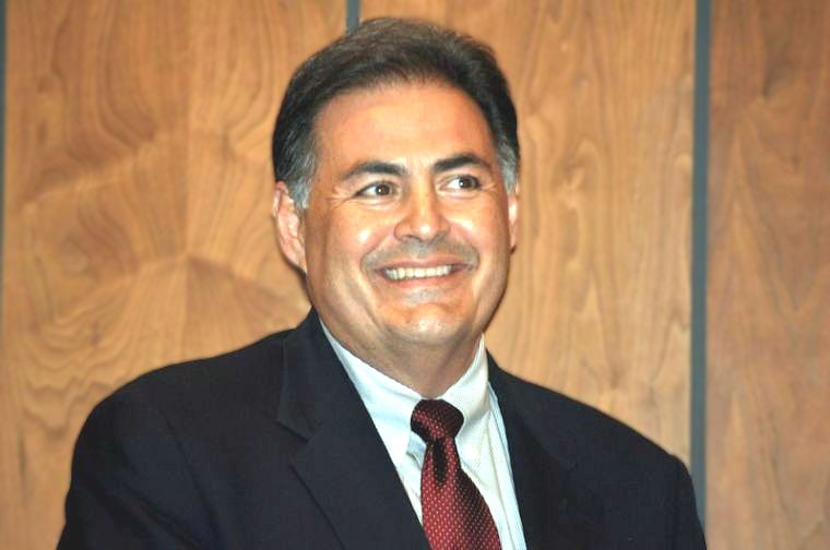 Santa Ana City Manager David Cavazos. (Photo by: Adam Elmahrek)