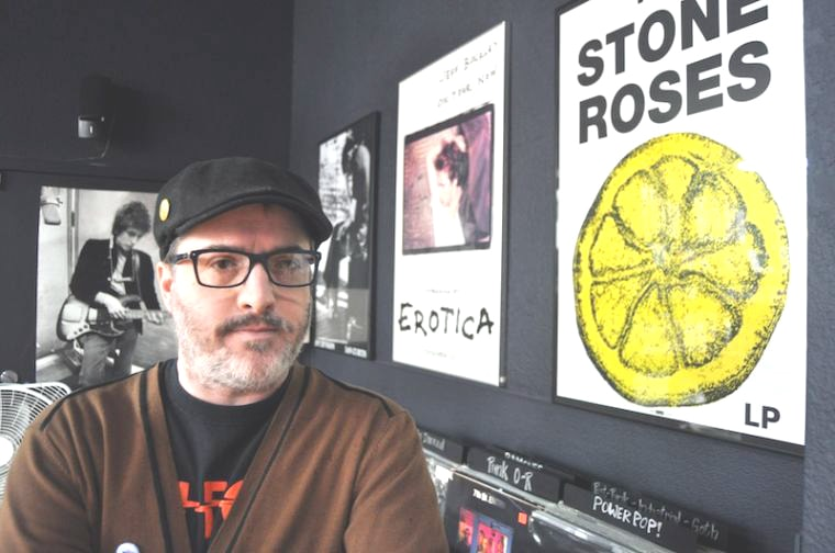 An Old School Music Man Finds His Niche In A Record Store